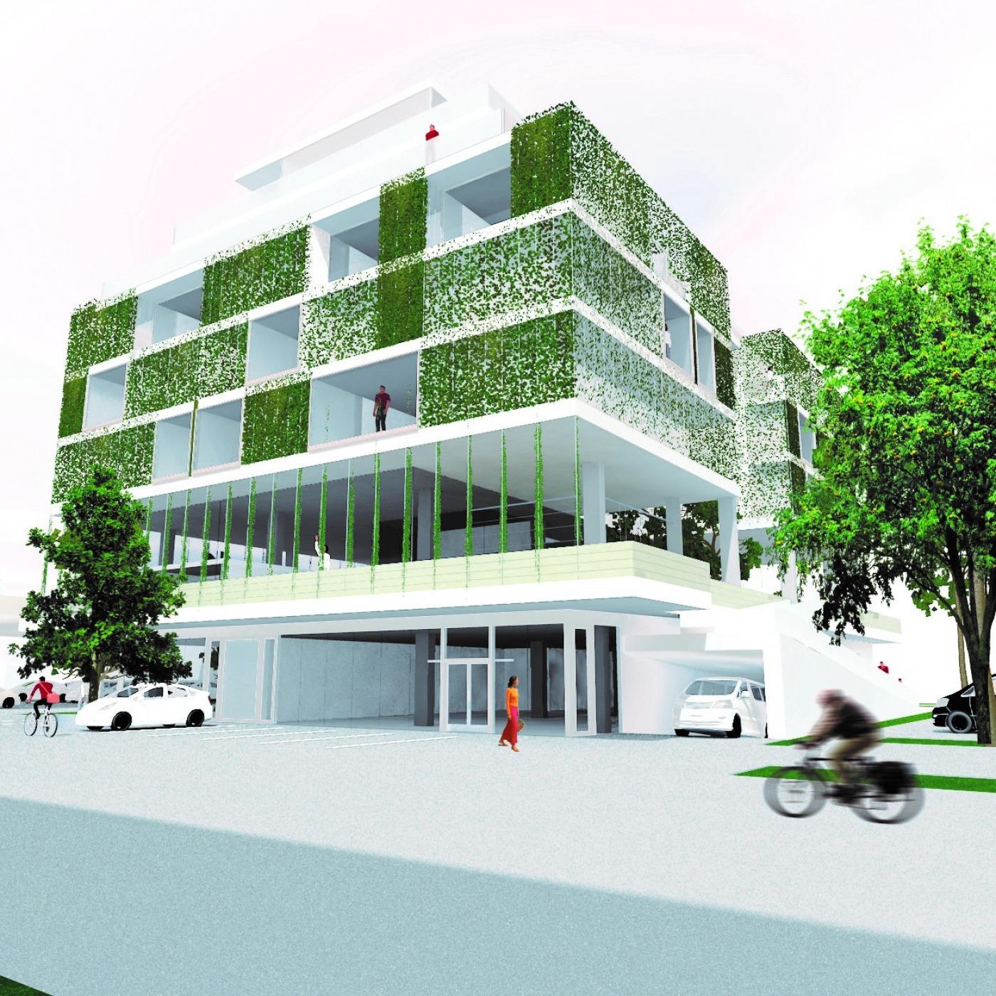 2019, Cohousing Holzstraße
