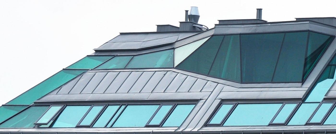 Dachgeschossausbau Rossauer Lände Wien