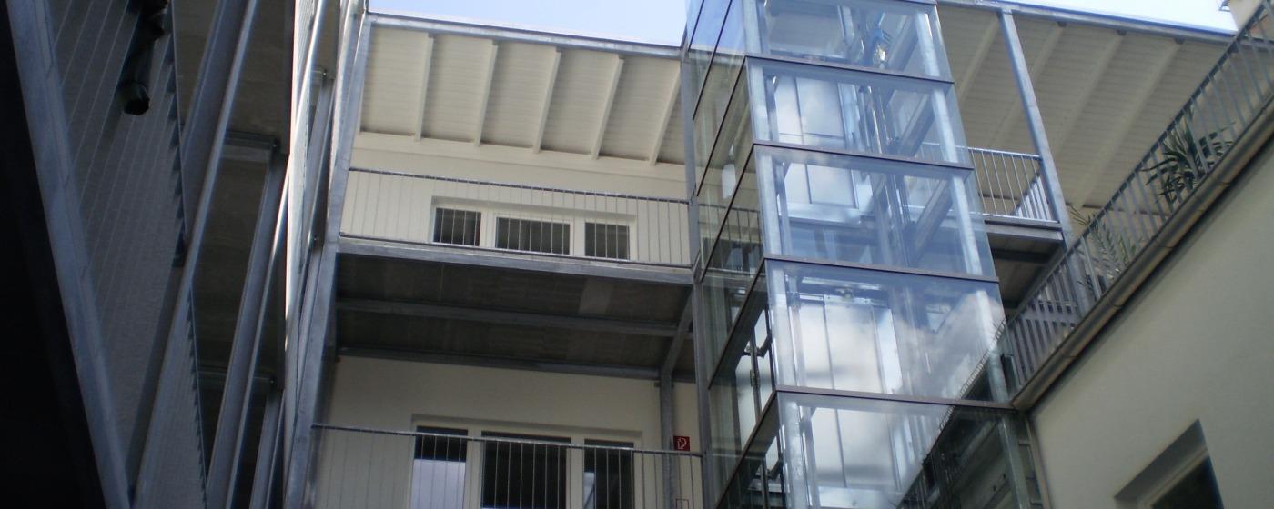 Wohnhaus Hauptplatz Linz